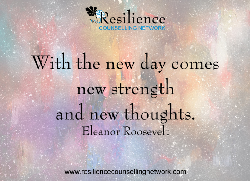 Quotes Resilience Counselling Network Magnificent Resilience Quotes